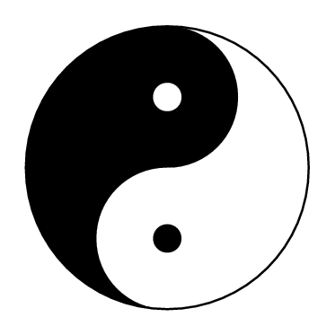 traditional chinese medicine - balance of yin and yang